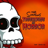 The Simpsons - The Simpsons: Treehouse of Horror Collection I  artwork