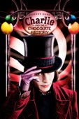 Tim Burton - Charlie and the Chocolate Factory  artwork