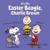 It's the Easter Beagle, Charlie Brown - Peanuts' Charlie Brown Cover Art
