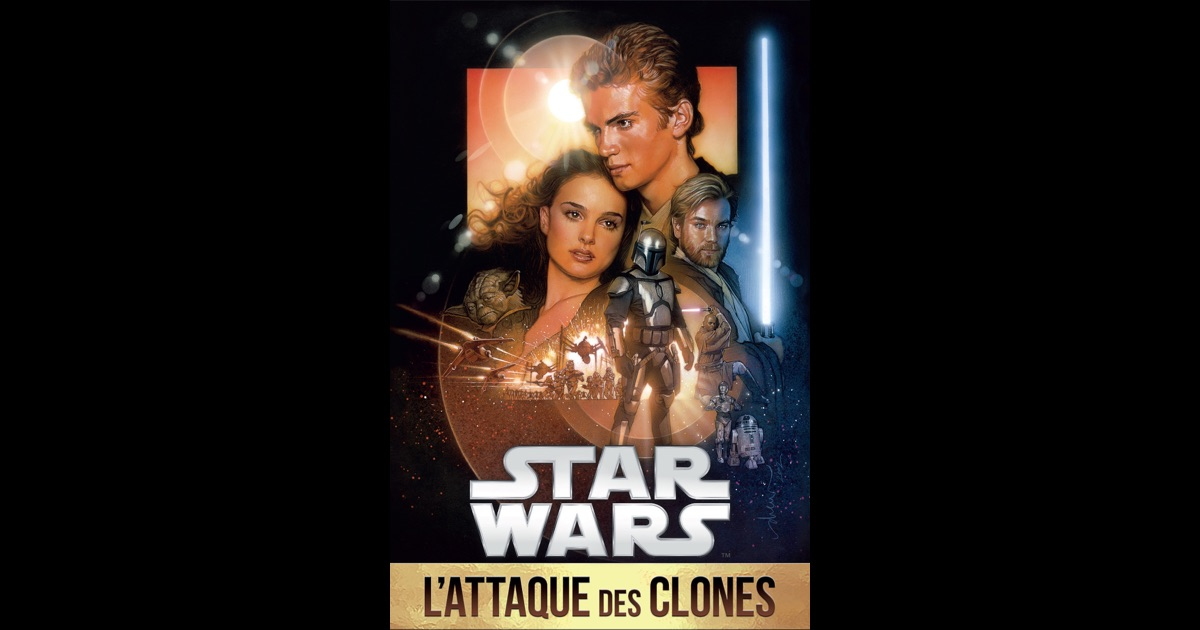 [VF] Star Wars L Attaque Des Clones | [Streaming Vf]