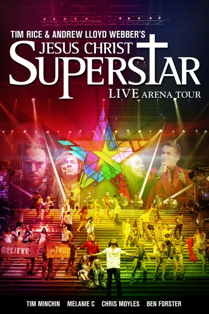 iTunesCharts.net: 'Jesus Christ Superstar (2012 Remastered ...