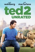 Ted 2 (Unrated) - Seth MacFarlane Cover Art