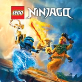 LEGO Ninjago: Masters of Spinjitzu, Season 6 - LEGO Ninjago: Masters of Spinjitzu Cover Art