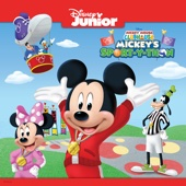 Mickey Mouse Clubhouse, Mickey's Sport-Y-Thon - Mickey Mouse Clubhouse Cover Art