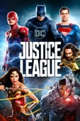 Justice League - Zack Snyder Cover Art