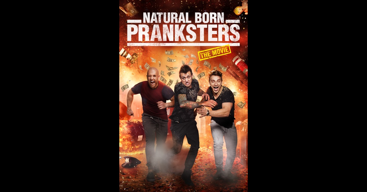 Natural Born Pranksters on iTunes