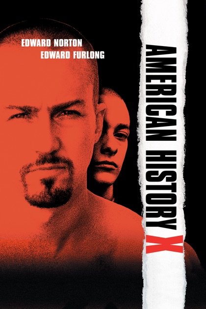 american history x the movie American history x advocates that those who ignore history are doomed to repeat it it's a powerful social document and should be part of your film watching curriculum.