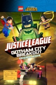 LEGO DC Super Heroes: Justice League - Gotham City Breakout Full Movie Mobile