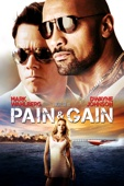Michael Bay - Pain & Gain  artwork