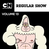Regular Show, Vol. 13 - Regular Show Cover Art
