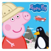 Peppa Pig, Around the World - Peppa Pig Cover Art