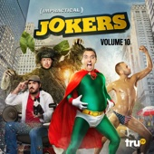 Impractical Jokers, Vol. 10 - Impractical Jokers Cover Art