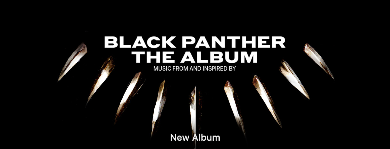 Black Panther: The Album by Various Artists